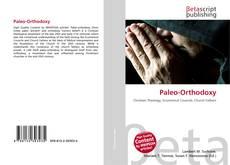 Bookcover of Paleo-Orthodoxy
