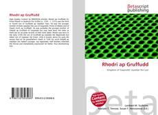 Bookcover of Rhodri ap Gruffudd