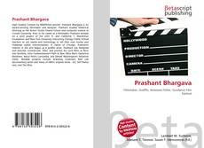 Portada del libro de Prashant Bhargava