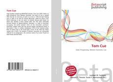 Bookcover of Tom Cue