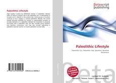 Capa do livro de Paleolithic Lifestyle