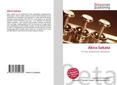 Buchcover von Akira Sakata