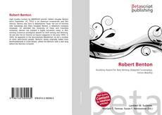 Robert Benton的封面