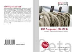 Portada del libro de USS Oregonian (ID-1323)