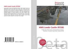 Capa do livro de HMS Leeds Castle (P258)