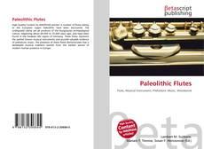 Couverture de Paleolithic Flutes