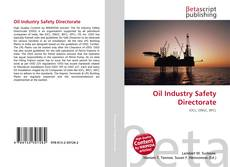 Bookcover of Oil Industry Safety Directorate