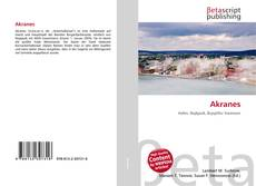 Bookcover of Akranes
