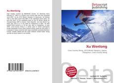 Bookcover of Xu Wenlong