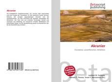 Buchcover von Akranier