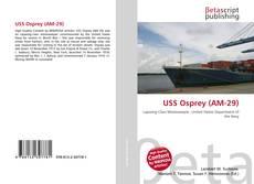 Обложка USS Osprey (AM-29)