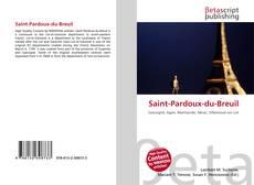 Обложка Saint-Pardoux-du-Breuil