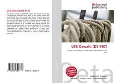 Capa do livro de USS Oswald (DE-767)