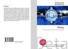 Buchcover von iPhony