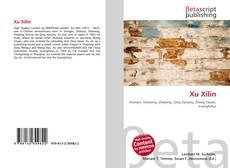 Bookcover of Xu Xilin