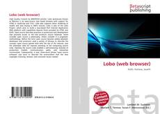 Bookcover of Lobo (web browser)