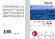 Capa do livro de USS Ouachita County (LST-1071)