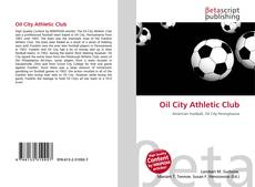 Bookcover of Oil City Athletic Club