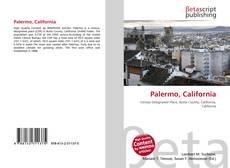 Palermo, California的封面