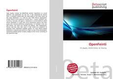 Buchcover von OpenFeinti