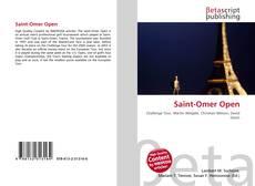 Обложка Saint-Omer Open
