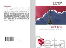 Bookcover of Saint-Omer