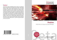 Bookcover of Postino