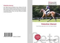 Borítókép a  Palestine (Horse) - hoz