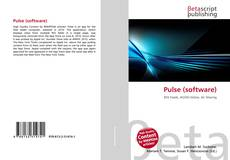 Buchcover von Pulse (software)
