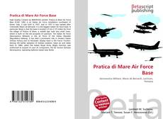 Portada del libro de Pratica di Mare Air Force Base