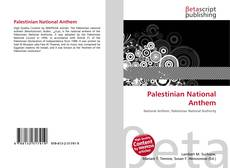 Bookcover of Palestinian National Anthem