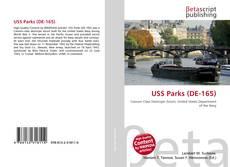 Bookcover of USS Parks (DE-165)