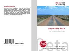Обложка Petroleum Road
