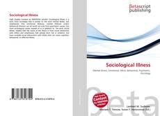 Couverture de Sociological Illness
