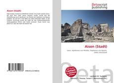 Capa do livro de Aison (Stadt)