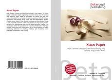 Buchcover von Xuan Paper