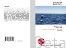 Bookcover of Pratique