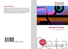 Bookcover of Demon Princes