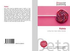 Bookcover of Paleta