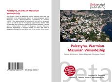 Bookcover of Palestyna, Warmian-Masurian Voivodeship