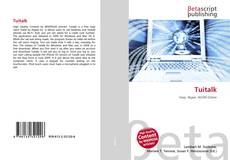 Buchcover von Tuitalk