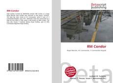 Bookcover of RM Condor
