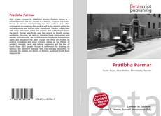 Pratibha Parmar kitap kapağı