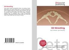 Copertina di Oil Wrestling