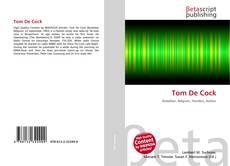 Capa do livro de Tom De Cock