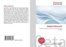 Bookcover of Robert Breusch