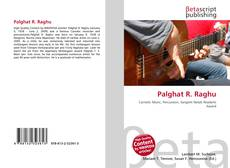 Capa do livro de Palghat R. Raghu