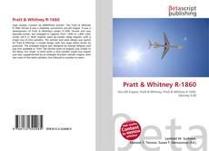 Couverture de Pratt & Whitney R-1860