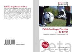 Capa do livro de Palhinha (Jorge Ferreira da Silva)