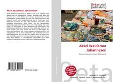 Aksel Waldemar Johannesen kitap kapağı